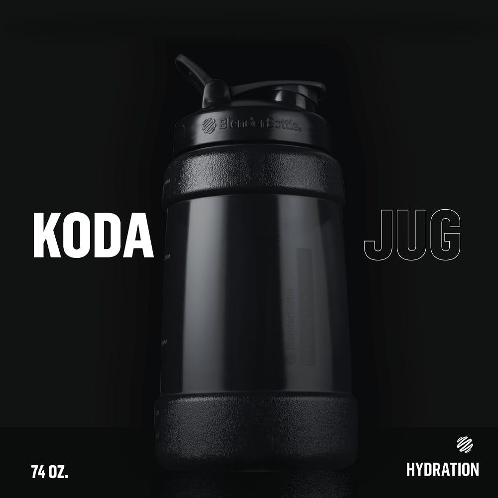 【Blender Bottle】Koda系列 巨無壩水壺 一天水的需求量 2.2公升 8