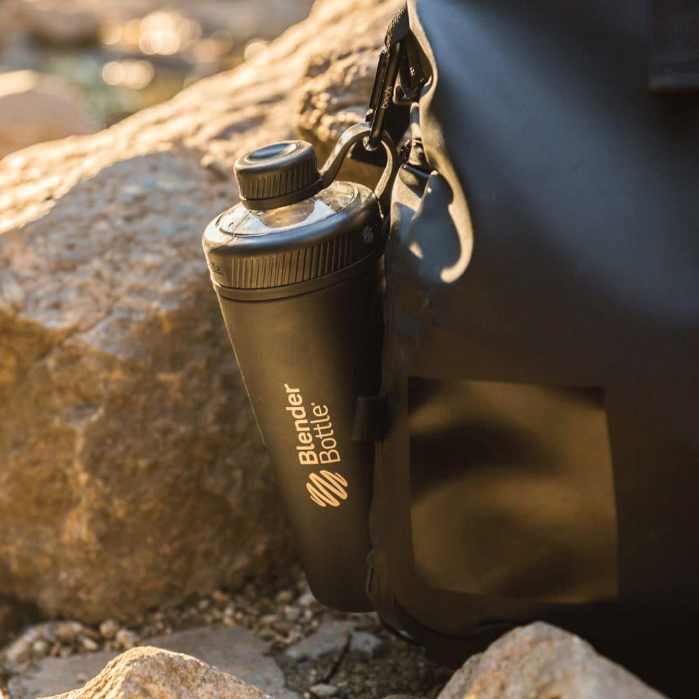【Blender Bottle】Radian系列-雙璧真空絕緣不鏽鋼旋蓋直飲搖搖杯26oz 11
