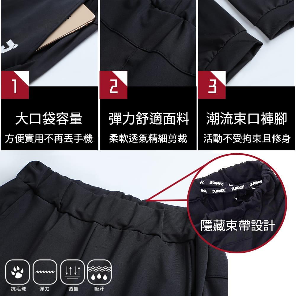 【JNICE】韓版潮流哈倫褲 2