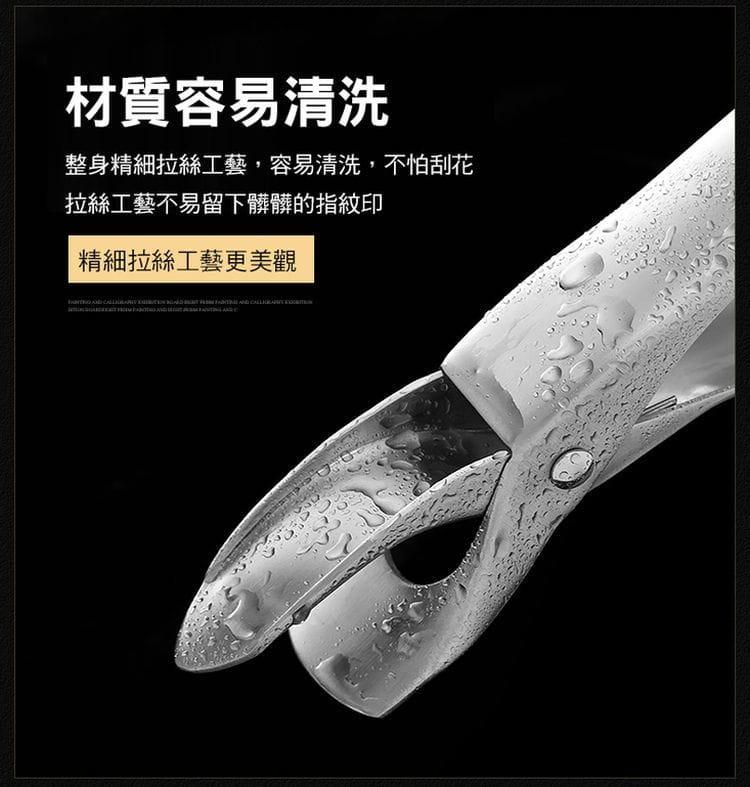 不鏽鋼強力防燙夾 10