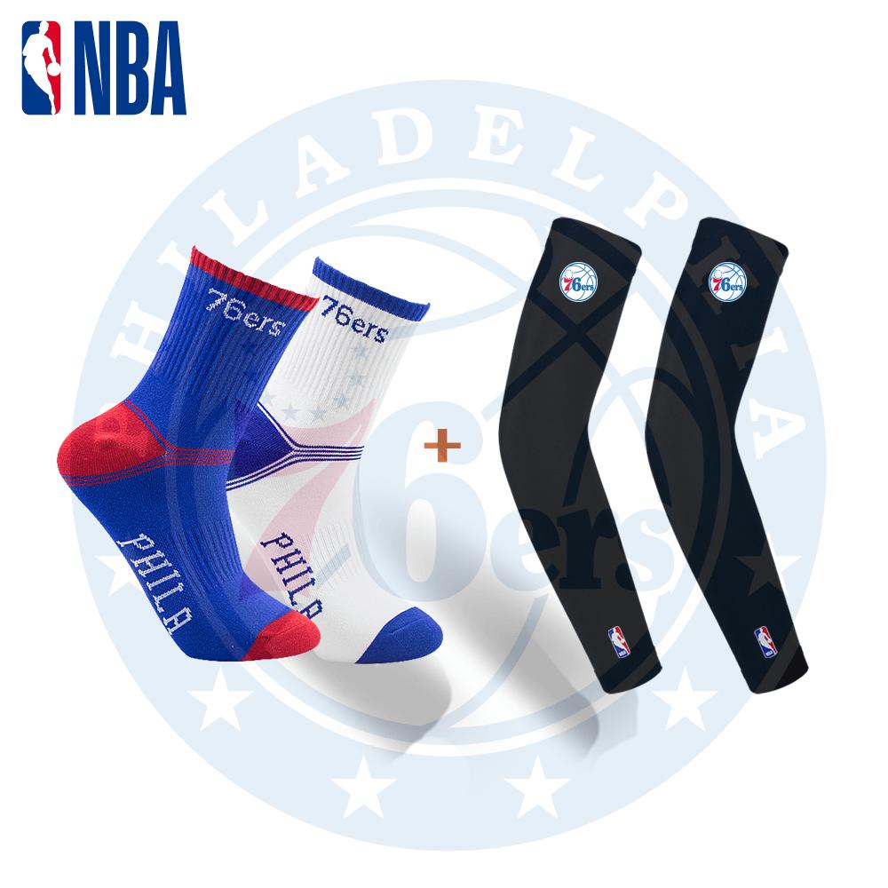 【NBA】 76人隊襪袖組合款 0