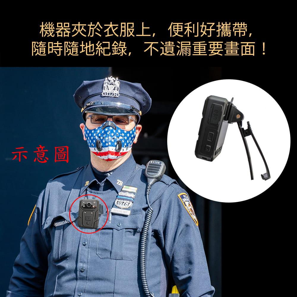【勝利者】警察專用密錄器 贈64G 10