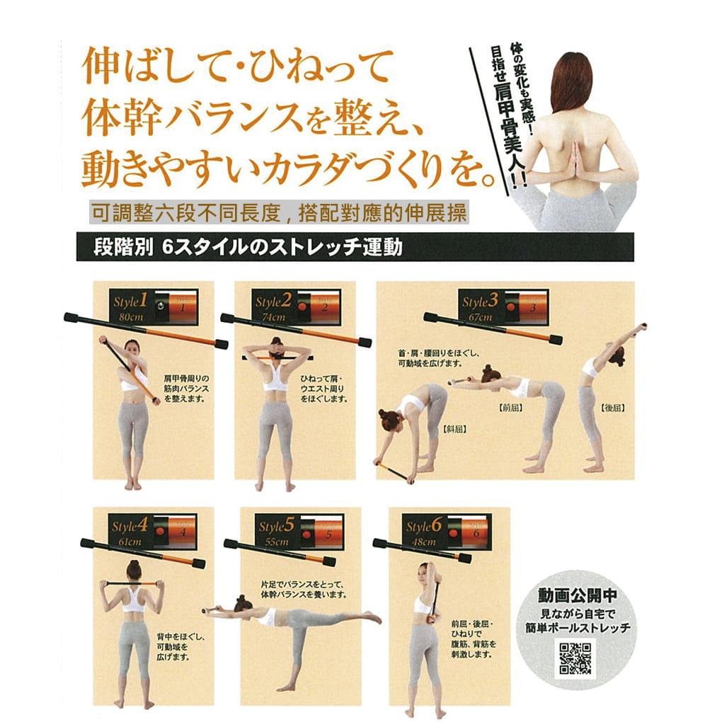 【Alphax】日本進口 體幹鍛鍊平衡器 5