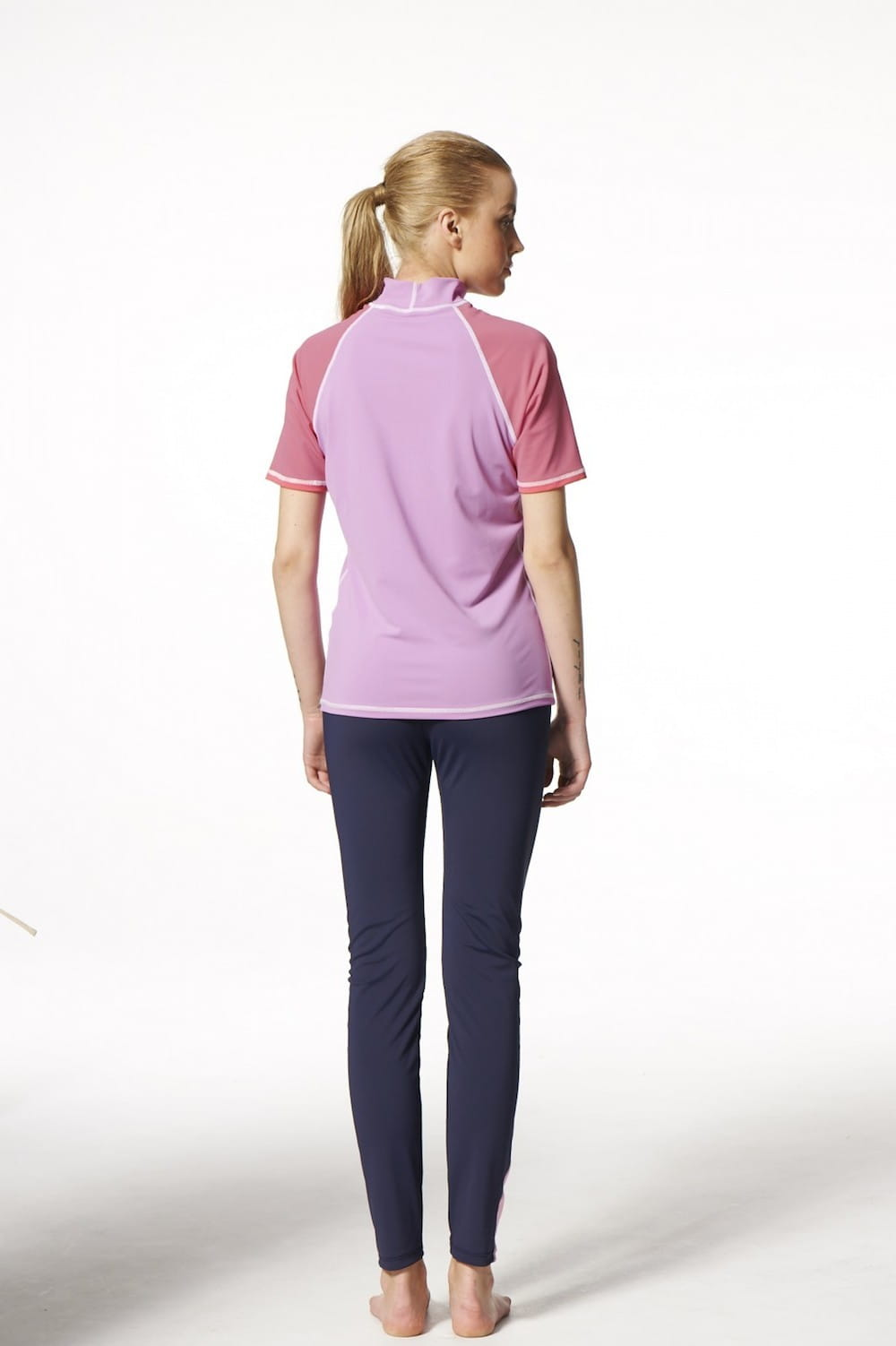 MIT 運動機能褲(水陸兩用) 水母褲 5