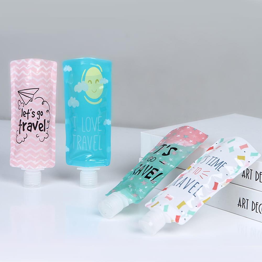 【E.City】創意乳液分裝袋4件組 4