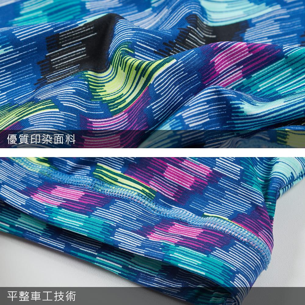 【yulab】(台灣製)女彈性數位假兩件內搭褲-2色可選 6