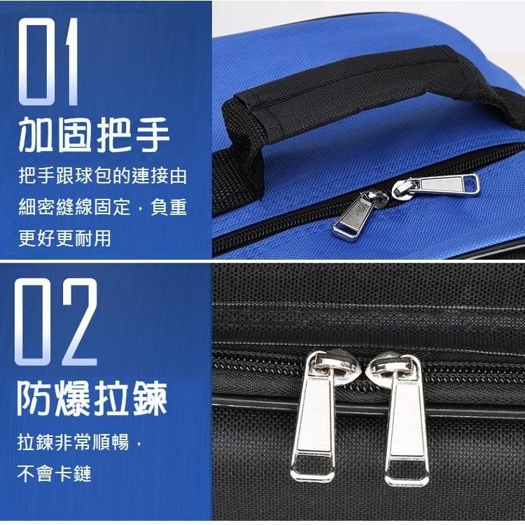 GOLF高爾夫帶滑輪航空包 托運保護袋【AE10244】 4