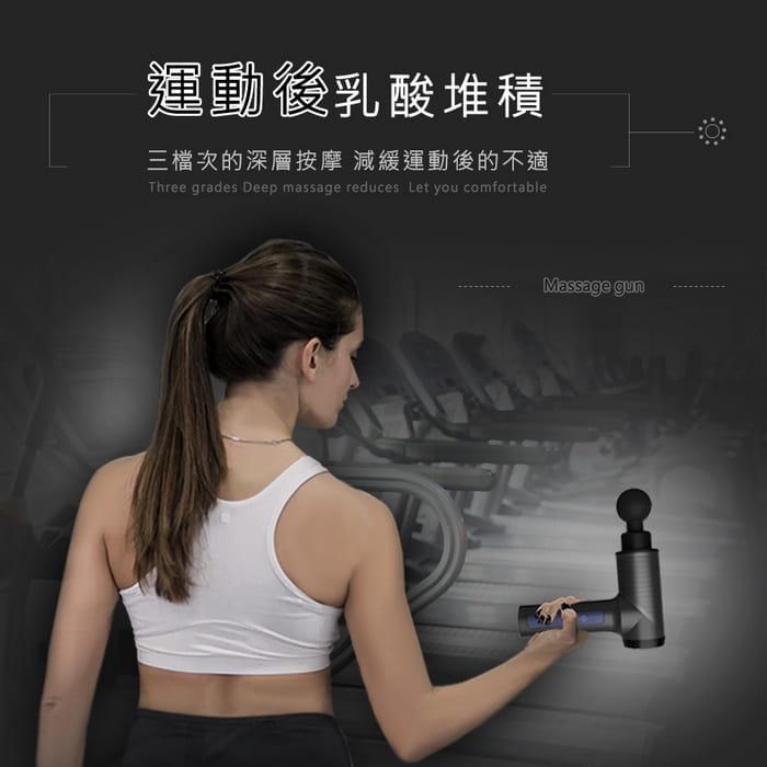 HANLIN-SPG2 迷你深層筋膜肌肉按摩槍 筋膜槍 8