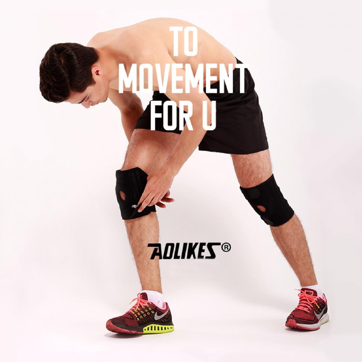 AOLIKES運動登山護膝 6