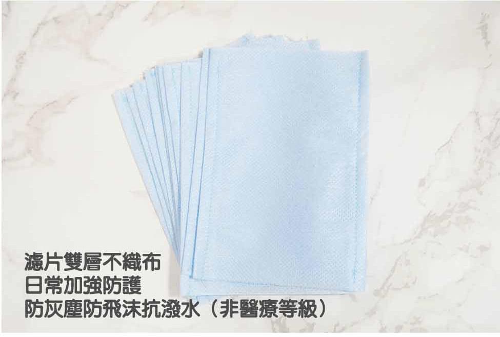 【ELASTI】純棉男士迷彩口罩(買口罩送10片拋棄式濾片) 10