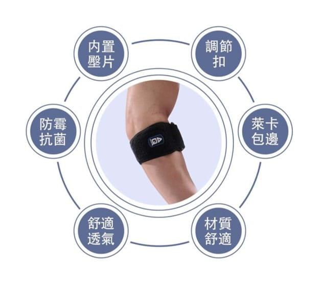 【AQ SUPPORT】AQ肘部強化加壓帶 2