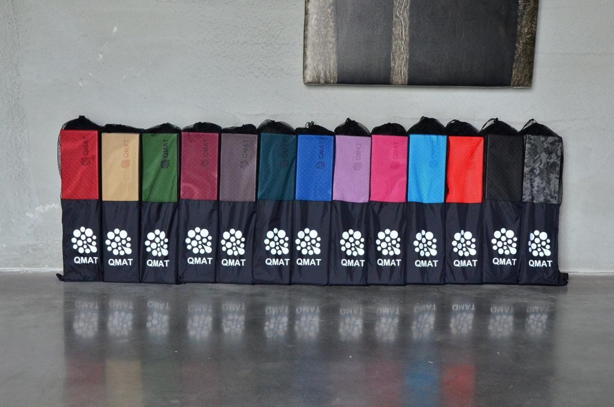 【QMAT】 12折疊瑜珈墊 一般雙色 4