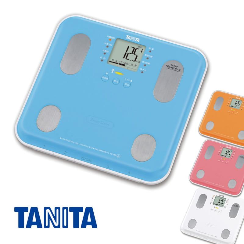 TANITA BC-565 自動顯示功能九合一體組成計 0