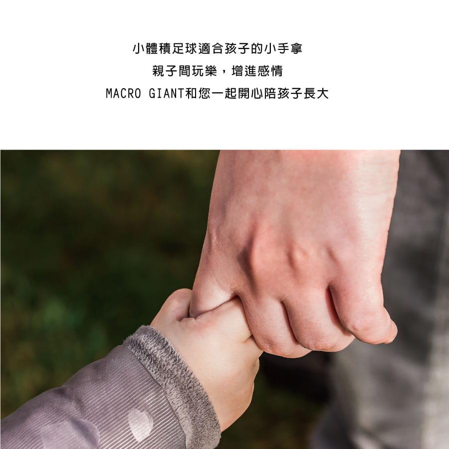 【Macro Giant】兒童7公分小足球(4入) 2