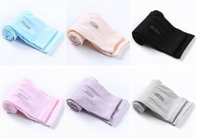 涼感防曬袖套 2