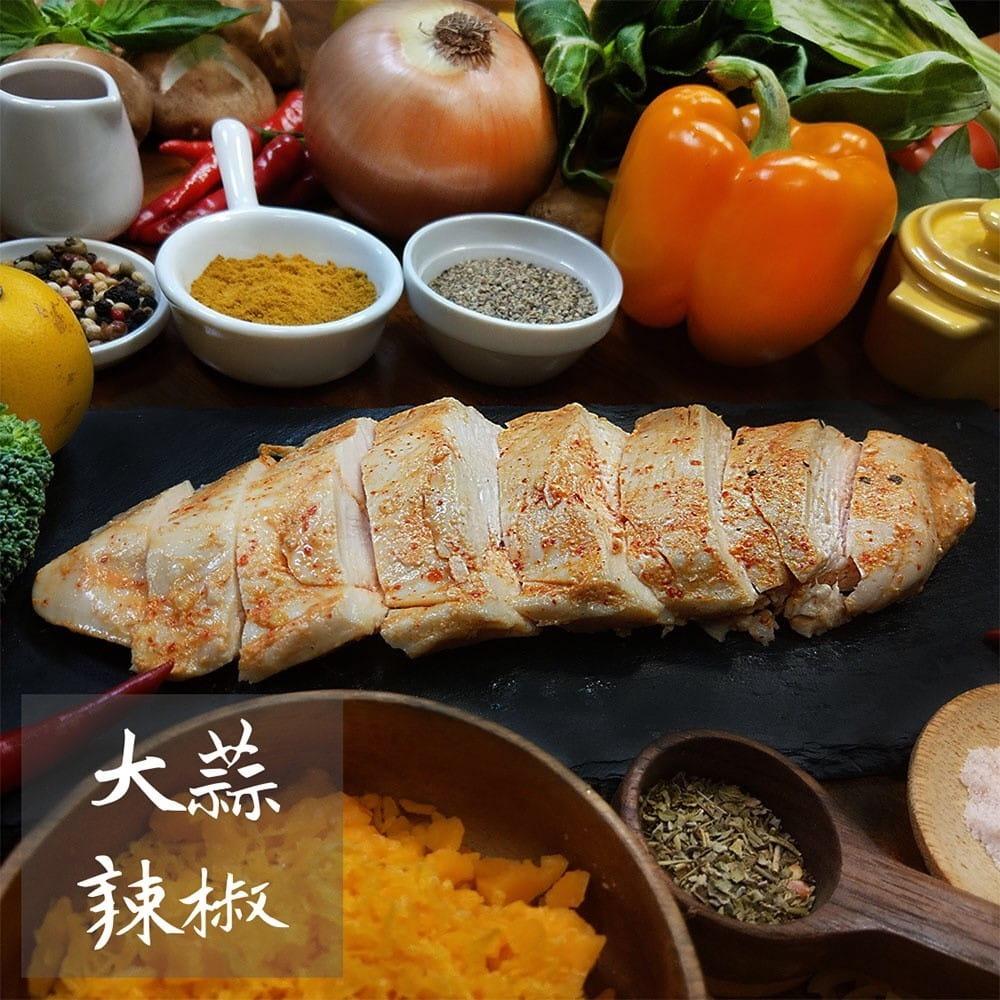 【野人舒食】低溫烹調舒肥雞胸肉-開封即食 滿30包以上贈地瓜 9
