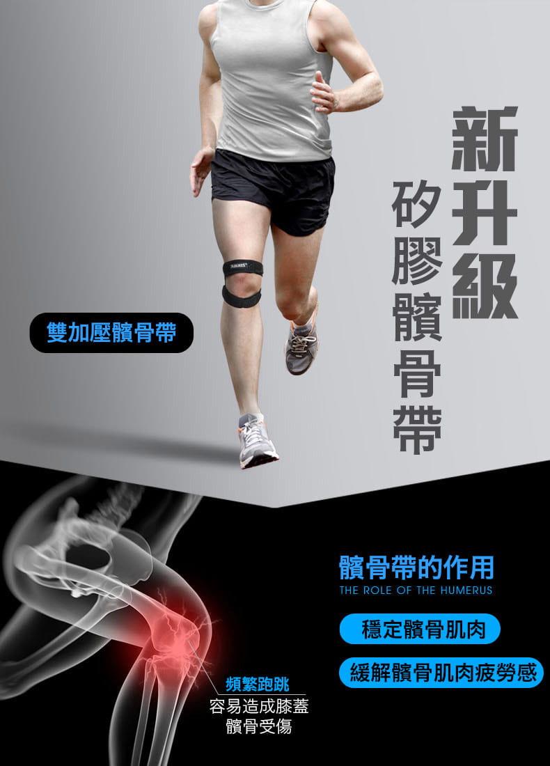 加壓減震護膝機能帶 3