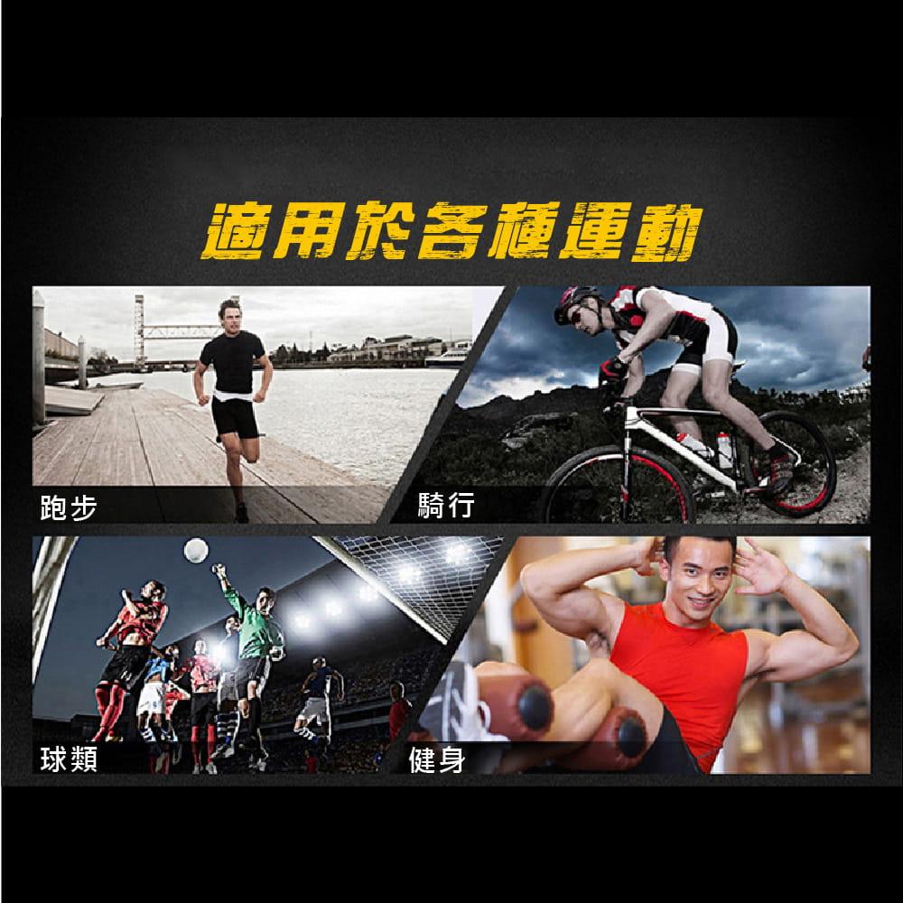 【NEW FORCE】清爽透氣速乾健身短褲-2色可選 3