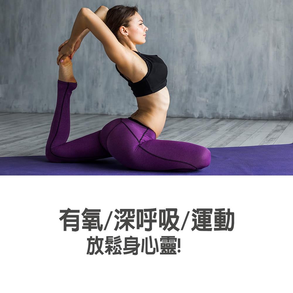 【老船長】(8310)有氧瑜珈運動止滑襪-紫色 7