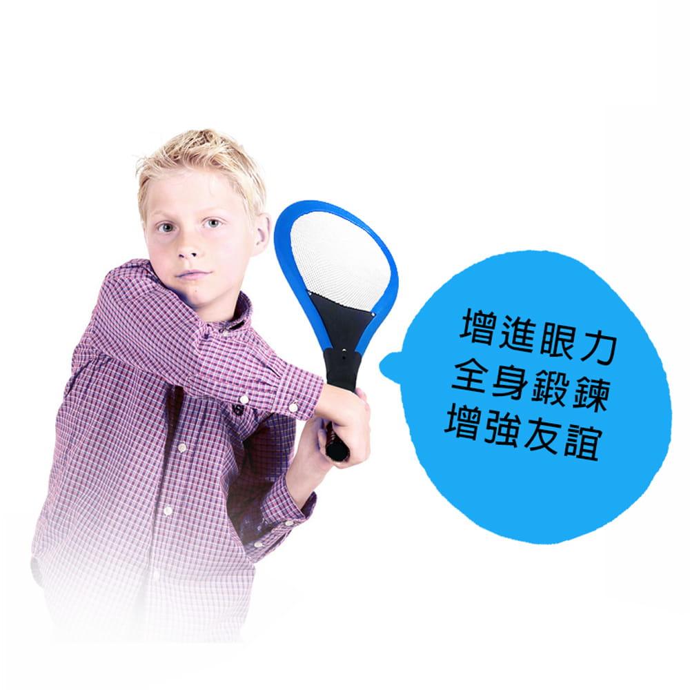 【GCT生活嚴選】【GCT玩具嚴選】雙人大羽球拍組 5