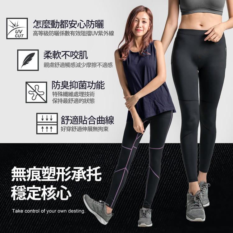 【BeautyFocus】男女智能調節微塑壓力褲 7