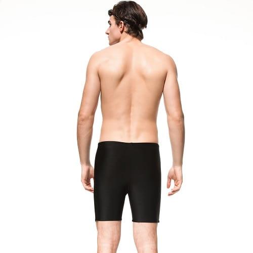 【SARBIS沙兒斯】泡湯SPA七分加大泳褲附泳帽B53101 2