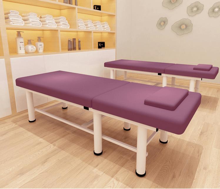 折疊美容床美容院專用按摩床理療床推拿床家用美睫紋身床 11