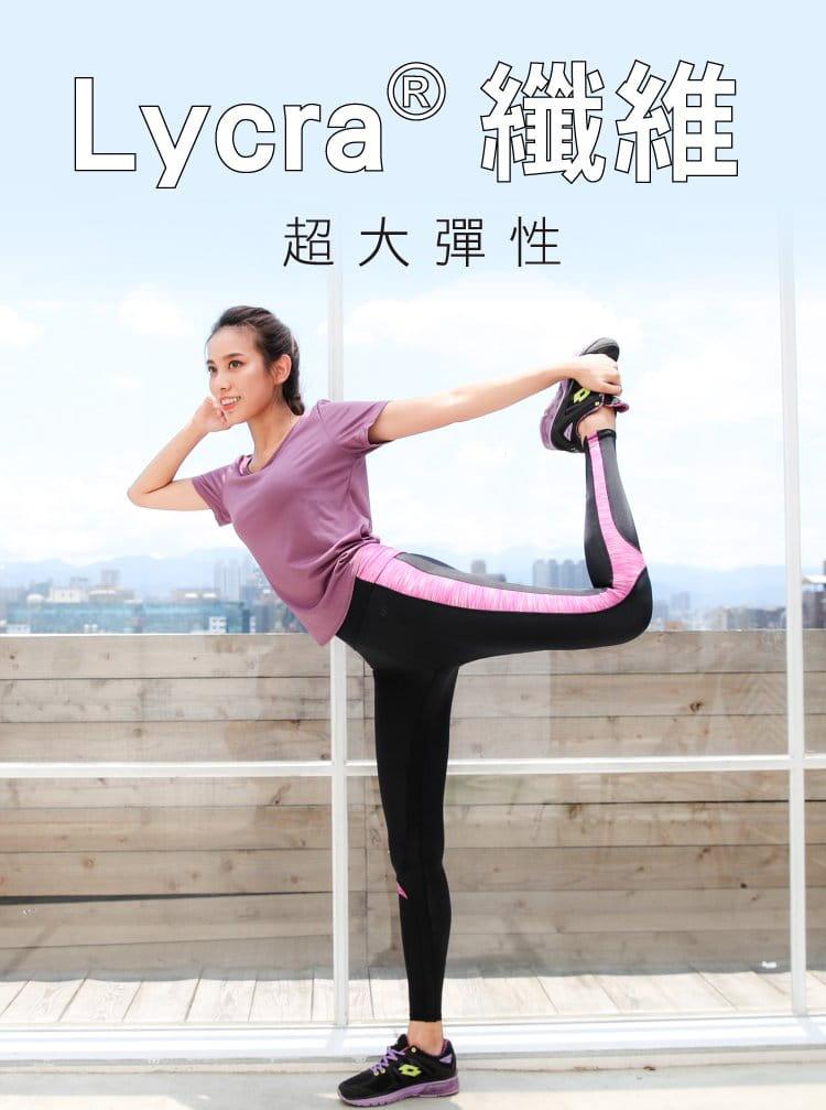 【iFit】Fitty 迷彩 護膝壓力褲(旗艦拼彩款) 11
