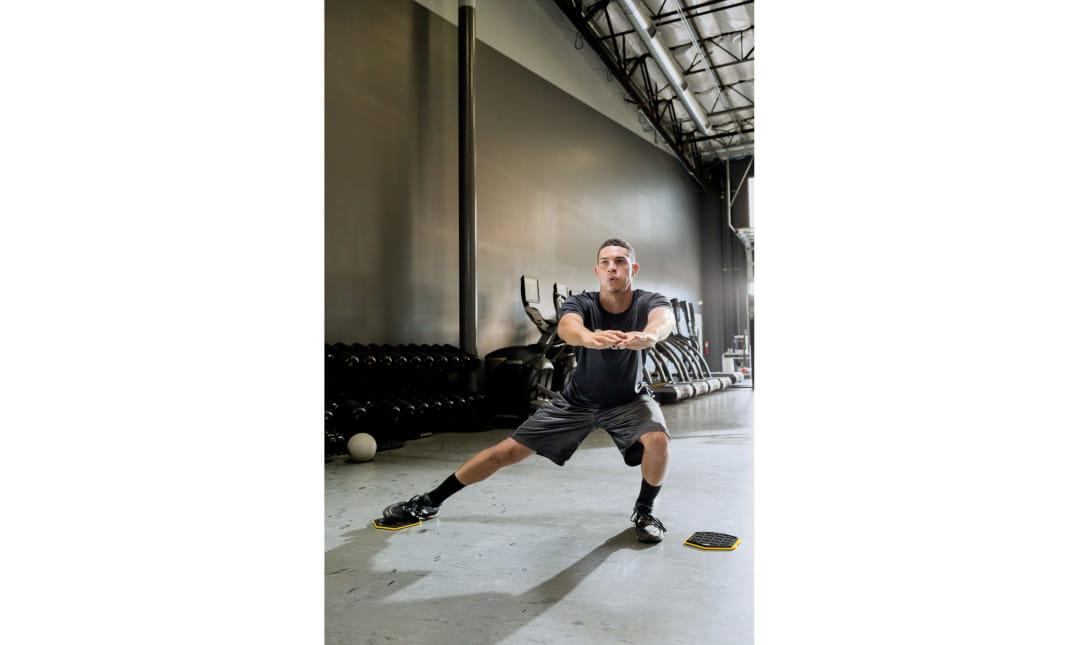 【Shaper Man】美國SKLZ SLIDEZ 肌力核心訓練滑盤 6