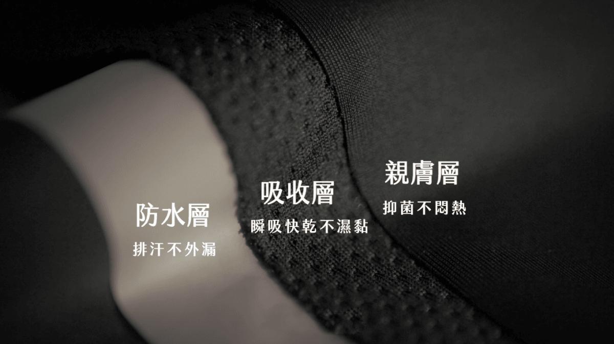 無痕月亮褲☽日用蕾絲款-平日取代護墊 / 經期取代棉棉 4