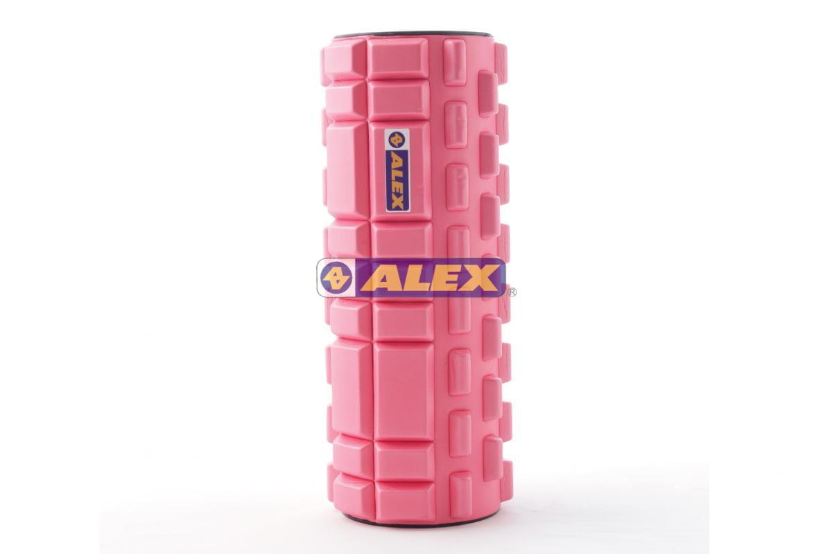 【ALEX】多功能瑜珈滾筒 按摩滾輪  瑜珈柱 5
