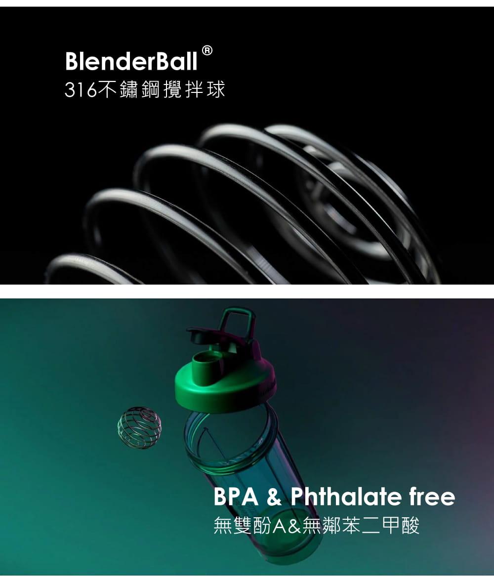 【Blender Bottle】Pro28系列|Tritan|透亮搖搖杯|28oz|顏色隨機 4