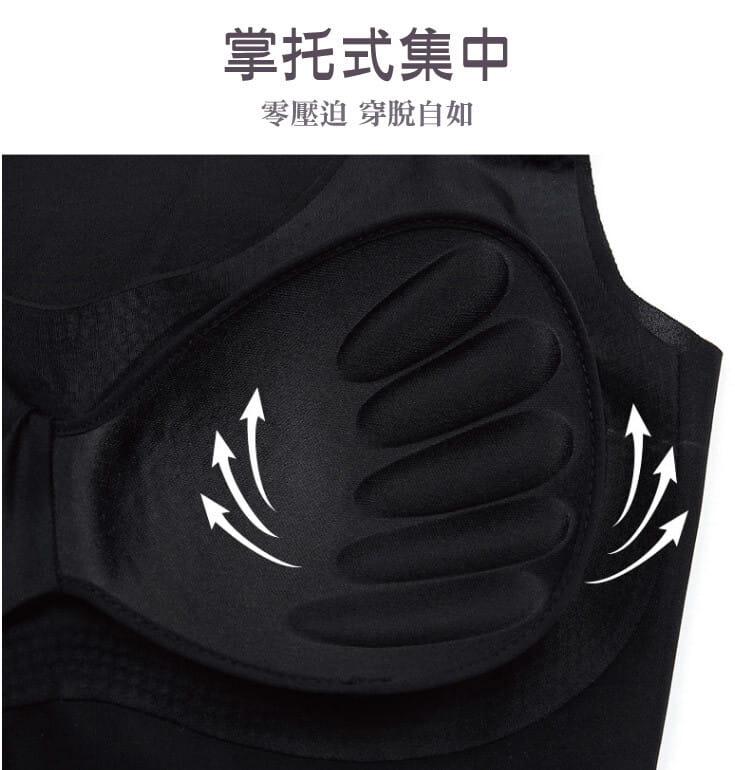 【日本Sloggi同款】冰絲無痕降溫涼感運動內衣 5