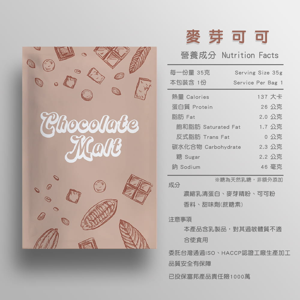 【果果堅果】乳清30包(口味單包任選) 9