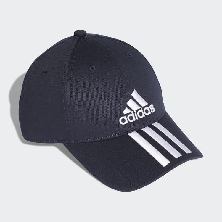 【adidas】經典(三條線) 老帽 運動棒球帽 0