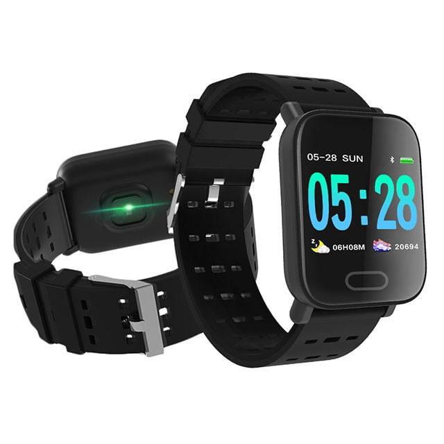 【A-HUNG】防水彩色大螢幕智慧心率運動手錶 藍牙手錶 藍芽手錶 藍牙手環 智慧手錶 藍芽手環 運動手環