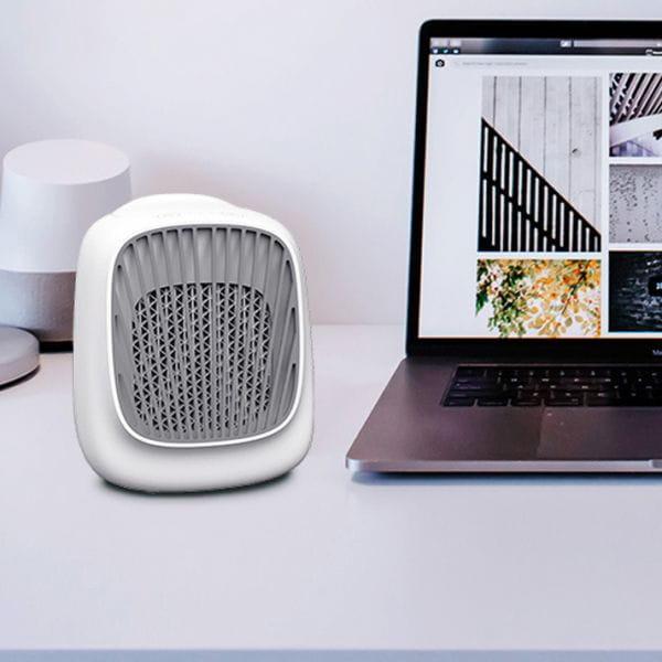 【好旅行】【AIR-MINI】迷你桌面空調扇|隨身水冷風扇 0