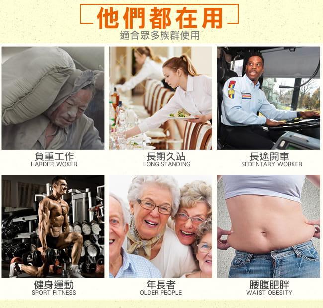 高彈SBR透氣束腰帶    束帶束腹帶護腰帶 6