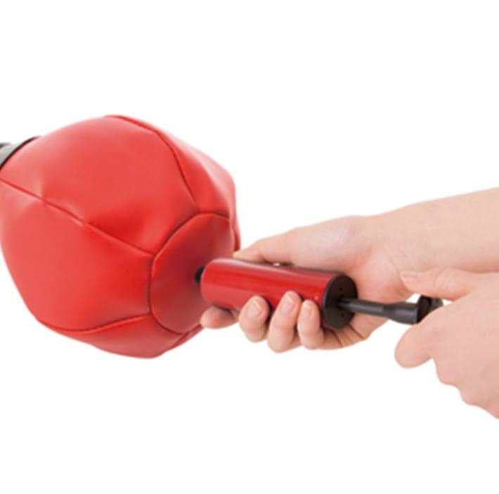 【SUNFAMILY】日本進口 解除壓力拳擊球 4