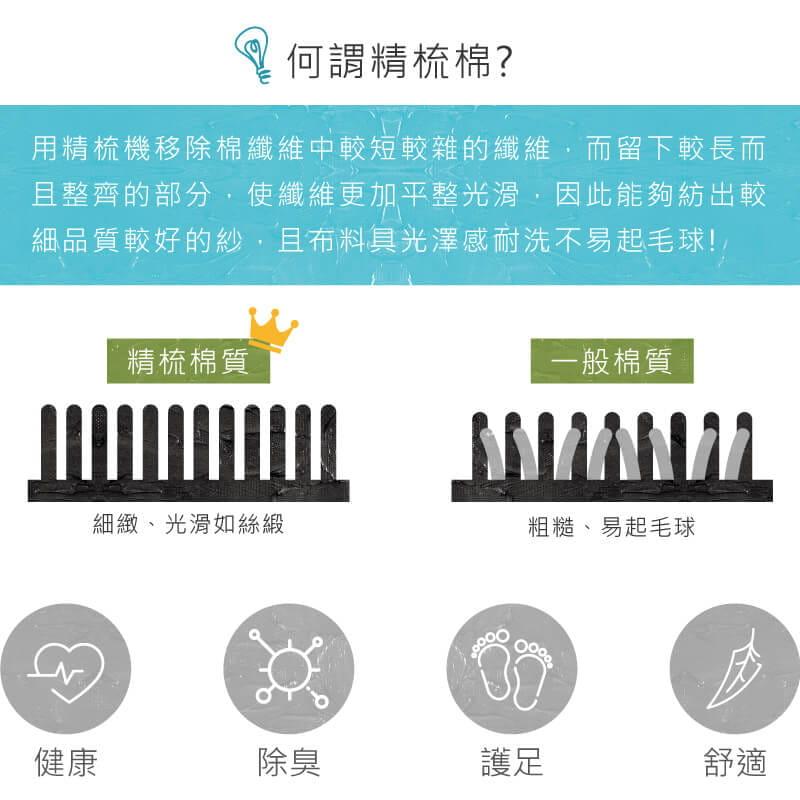 【Peilou】機能抗菌萊卡除臭船型氣墊襪(男) 7