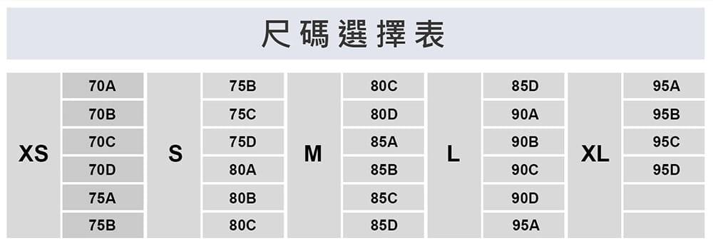 【MARIN】台灣製-輕塑機能深V美背內衣 6