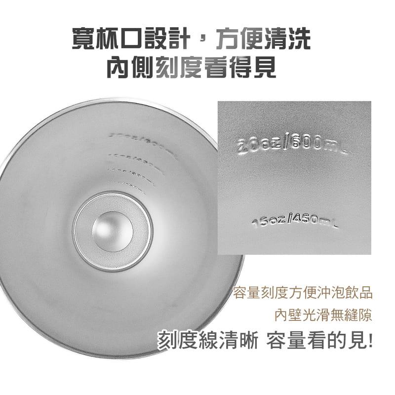 【Fuji-Grace】【買1送1】SGS 不鏽鋼搖杯750ml 7
