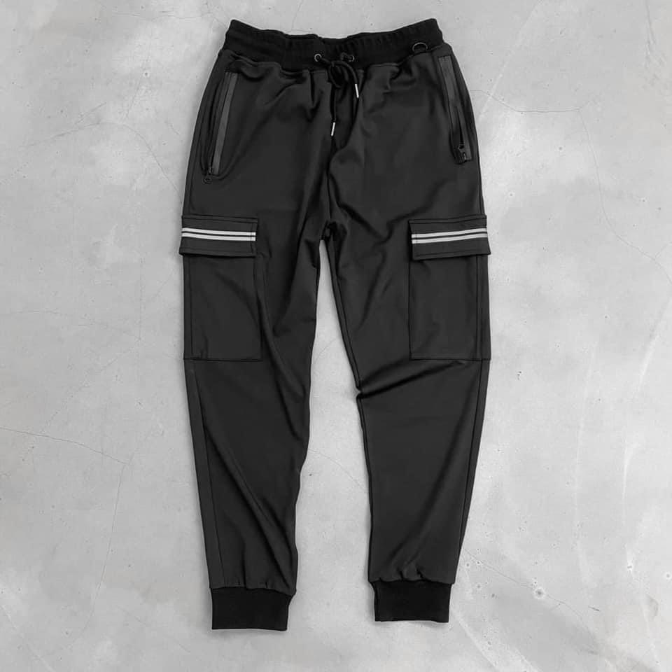 【專櫃等級】涼感衝鋒褲 媲美Gore-Tex 0