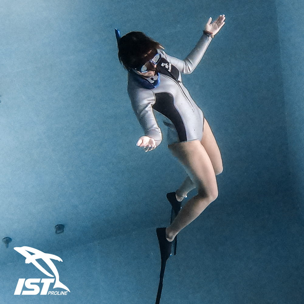 【IST】CS36 - HUNTER自由潛水新手套組 - 加贈環保網袋 11
