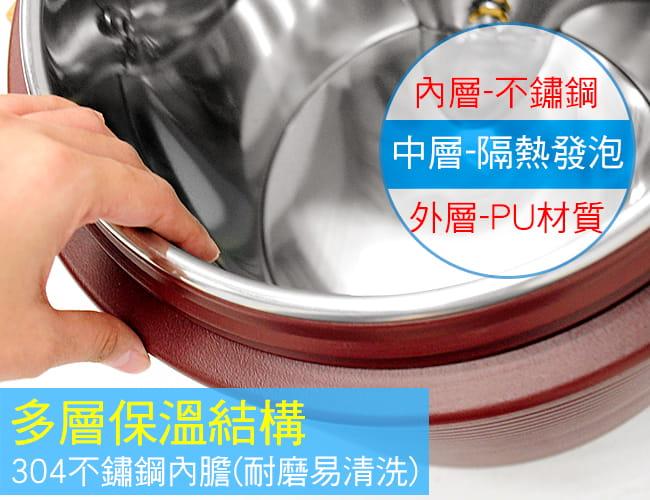 304不鏽鋼13L茶水桶   (13公升冰桶開水桶.保溫桶保溫茶桶) 5