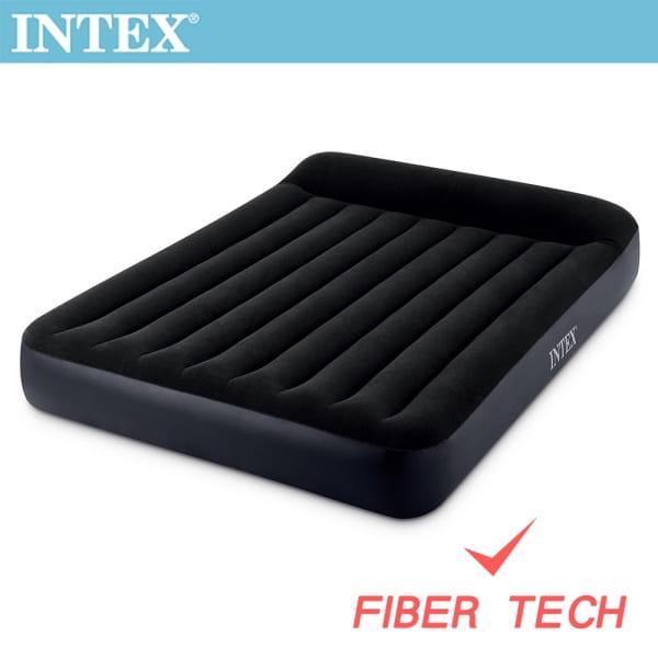 INTEX舒適雙人特大充氣床-寬183cm(64144)