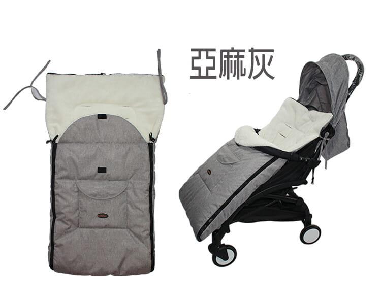 【JAR嚴選】多功能嬰兒推車睡袋 ( 德國 推車睡袋) 12