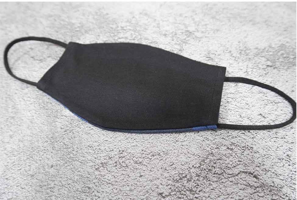 【ELASTI】純棉男士迷彩口罩(買口罩送10片拋棄式濾片) 9