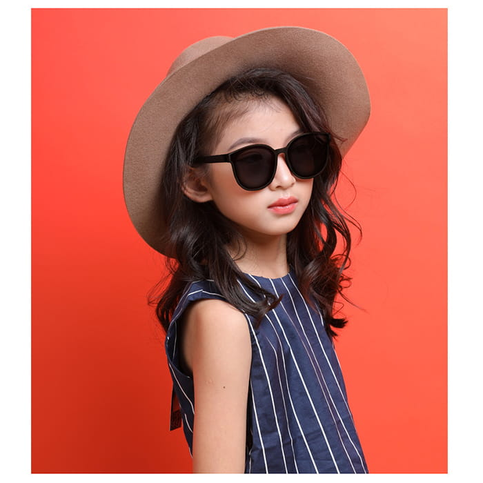 【suns】兒童時尚偏光墨鏡  抗UV (可扭鏡腳 鑑驗合格) 4