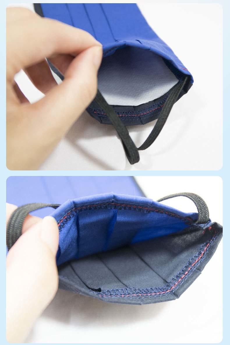 【ELASTI】台灣製MIT成人純棉布可水洗防護口罩(送50片不織布濾片) 4